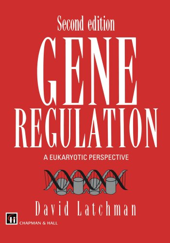 9780412602009: Gene Regulation: A Eukaryotic Perspective