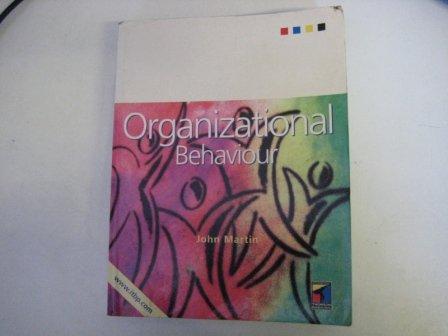 9780412609602: Organizational Behaviour