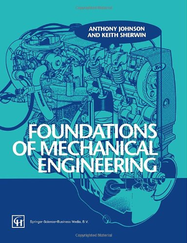 9780412616006: Foundations of Mechanical Engineering