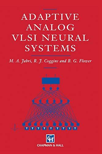 9780412616303: Adaptive Analog VLSI Neural Systems