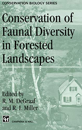 9780412618901: Conservation of Faunal Diversity in Forested Landscapes