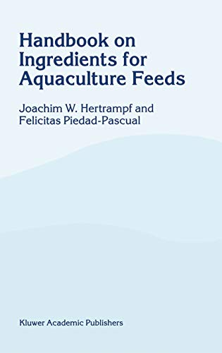 9780412627606: Handbook on Ingredients for Aquaculture Feeds