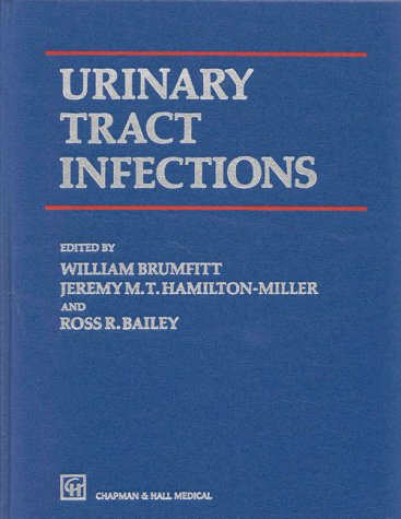 9780412630507: Urinary Tract Infections (Hodder Arnold Publication)