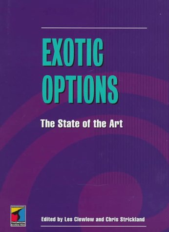 9780412631702: Exotic Options: The State of the Art
