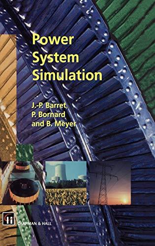 9780412638701: Power System Simulation