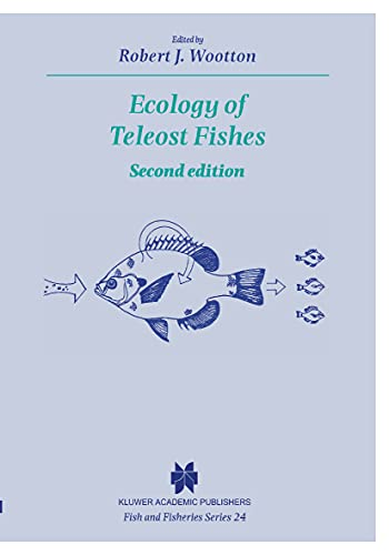 9780412642005: Ecology of Teleost Fishes (Fish & Fisheries Series)