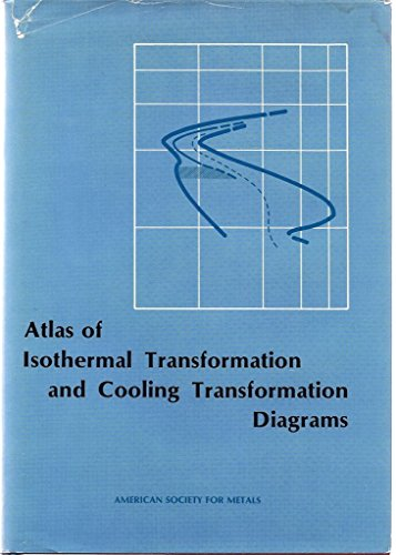 9780412653407: Atlas of Isothermal Transformation and Cooling Transformation Diagrams
