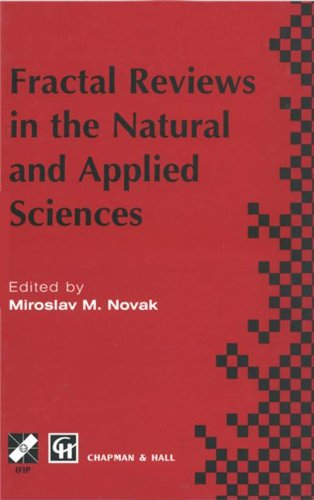 9780412710209: Fractal Reviews in the Natural and Applied Sciences