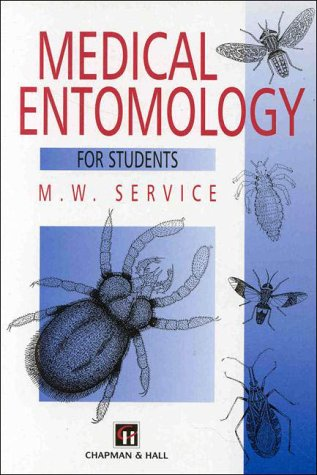 9780412712302: Medical Entomology for Students