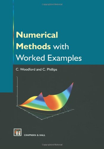 9780412721502: Numerical Methods With Worked Examples