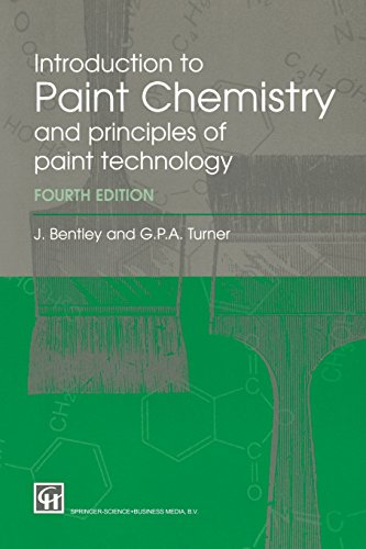 9780412723308: Introduction to Paint Chemistry and principles of paint technology