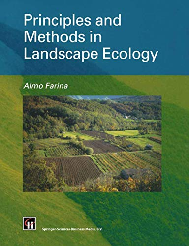 9780412730306: Principles and Methods in Landscape Ecology