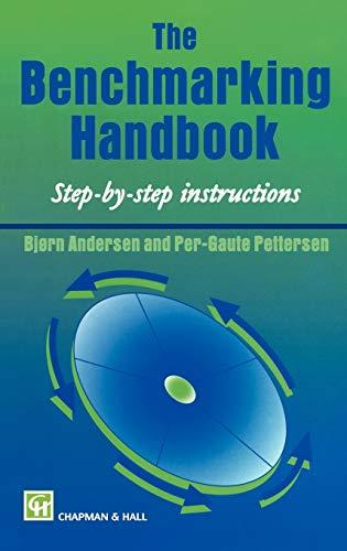 9780412735202: Benchmarking Handbook