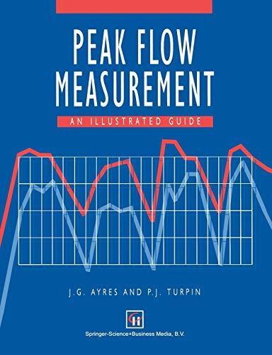 9780412736209: Peak Flow Measurement: An illustrated guide (Hodder Arnold Publication)