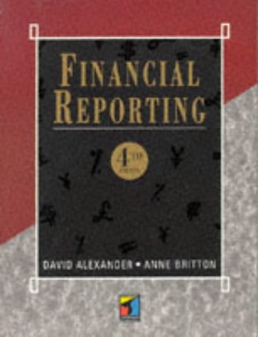 9780412736704: Financial Reporting