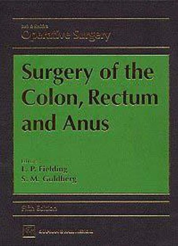 9780412741609: Rob & Smith's Operative Surgery: Surgery of the Colon, Rectum and Anus