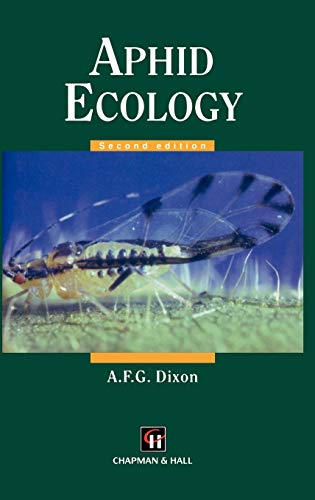 Aphid Ecology: An optimization approach.