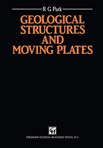 9780412742606: Geological Structures and Moving Plates