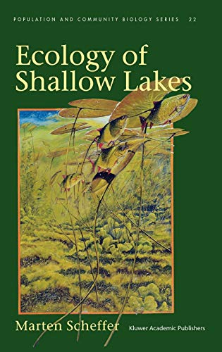 9780412749209: Ecology of Shallow Lakes (Population and Community Biology Series)