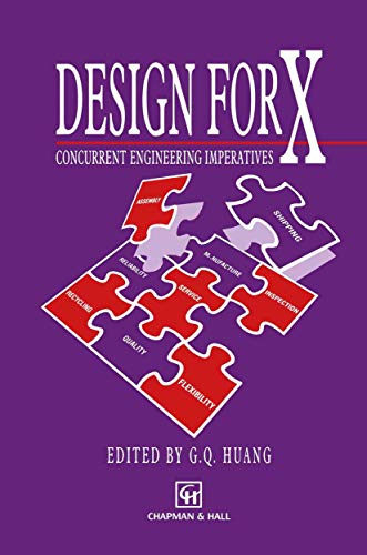 9780412787508: Design for X: Concurrent engineering imperatives