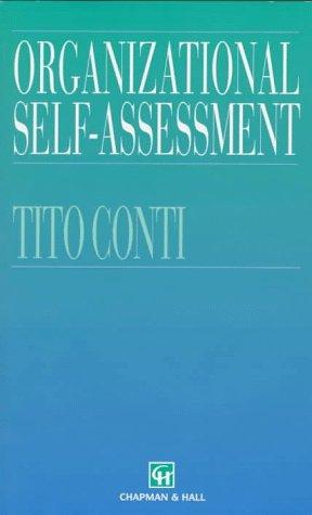 Organizational Self-Assessment: T. Conti