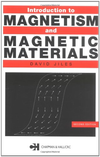 9780412798603: Introduction to Magnetism and Magnetic Materials, Second Edition
