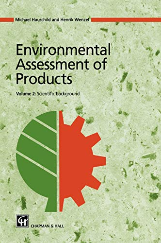 9780412808104: Environmental Assessment of Products: Volume 2: Scientific Background