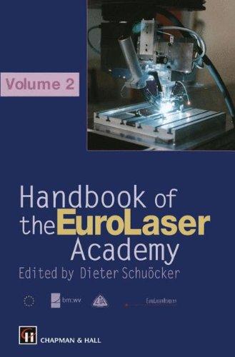 9780412819209: Handbook of the Eurolaser Academy