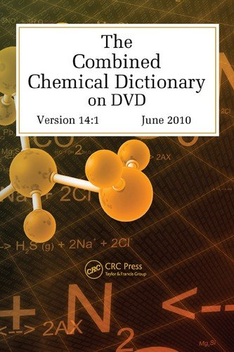 9780412820205: The Combined Chemical Dictionary on DVD