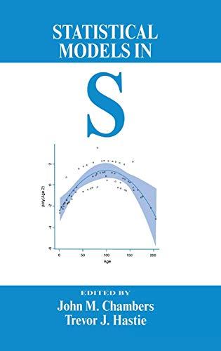 9780412830402: Statistical Models in S