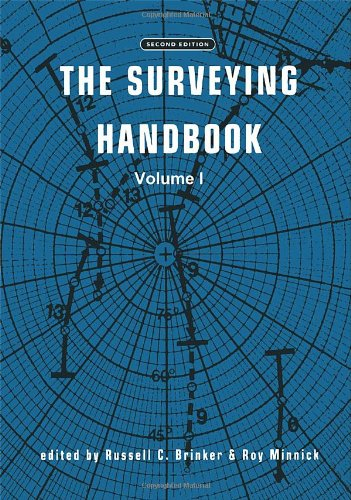 9780412985119: Surveying Handbook