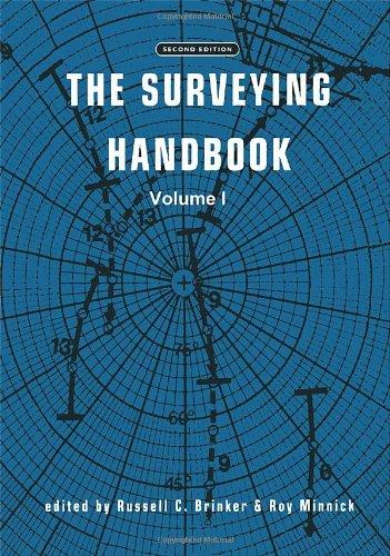 9780412985119: Surveying Handbook
