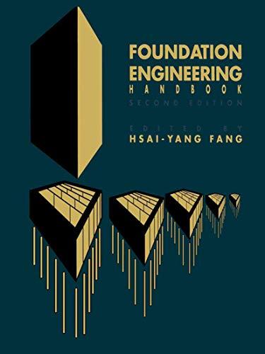 9780412988912: Foundation Engineering Handbook
