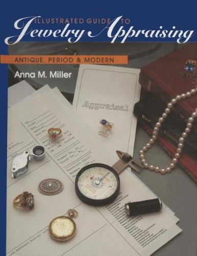 9780412989315: Illustrated Guide To Jewelry Appraising: Antique, Period and Modern