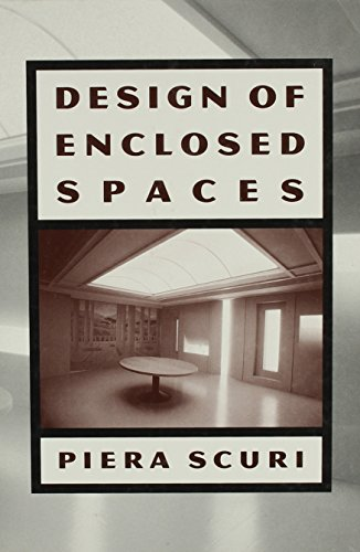 9780412989612: Design of Enclosed Spaces (Chapman and Hall Fish and Fisheries Series Series; 14)