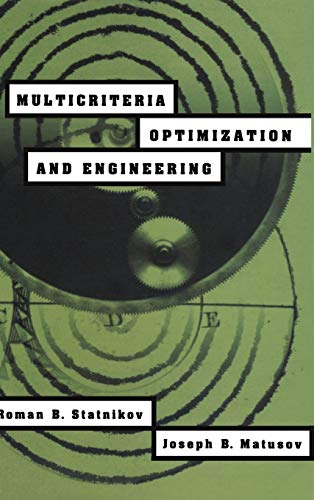 Multicriteria Optimization and Engineering.
