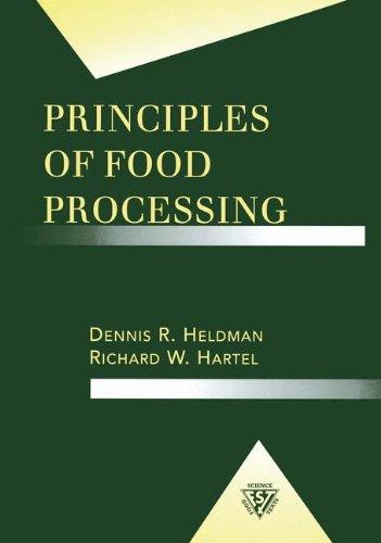 9780412994517: Principles of food processing (Food Science Texts Series)