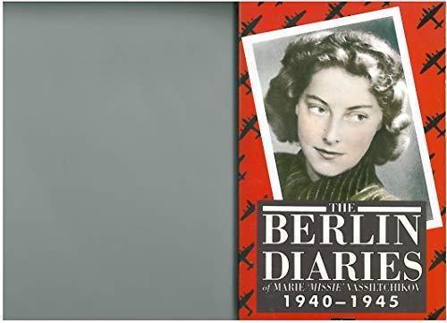 9780413143709: Berlin Diaries, 1940-45