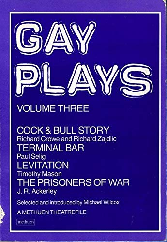 9780413147400: 003: GAY PLAYS: VOL 3 (Play Anthologies)