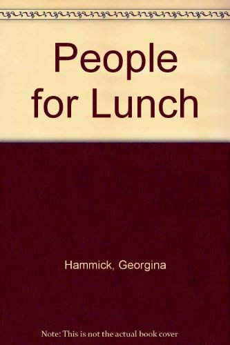 9780413149008: People for Lunch