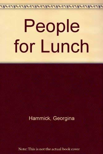People for Lunch: Hammick, Georgina