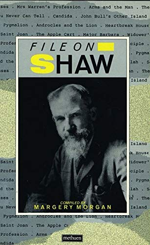 File on Shaw (Plays and Playwrights): Abib