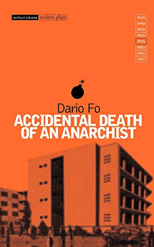 9780413156105: Accidental Death of an Anarchist (Modern Classics)
