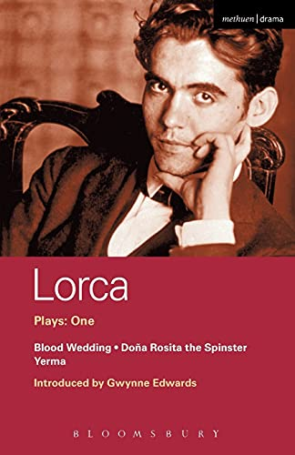 9780413157805: Lorca Plays: 1: