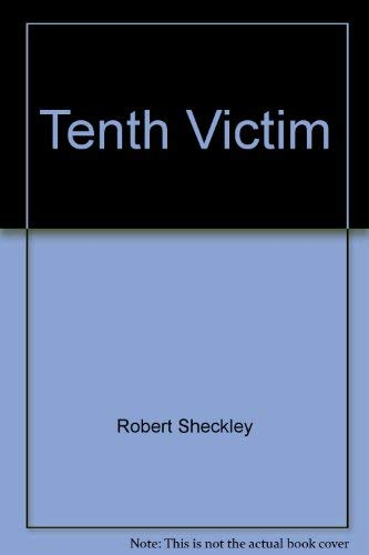 9780413165602: Tenth Victim