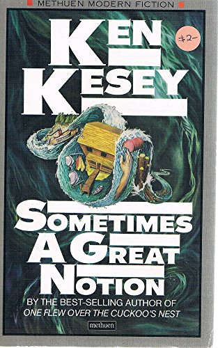 Sometimes a Great Notion (0413169405) by Ken Kesey