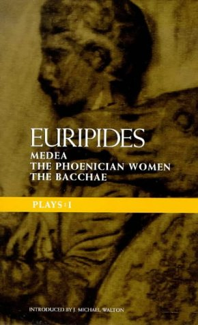 9780413175502: EURIPIDES: PLAYS ONE (World Dramatists Series) (Vol 1)