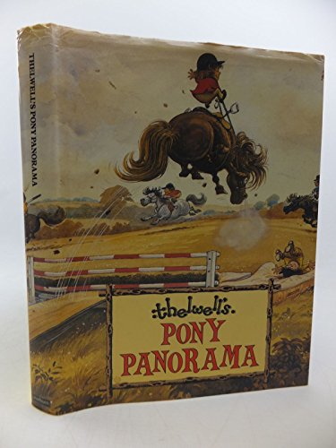 9780413180001: Thelwell's Pony Panorama