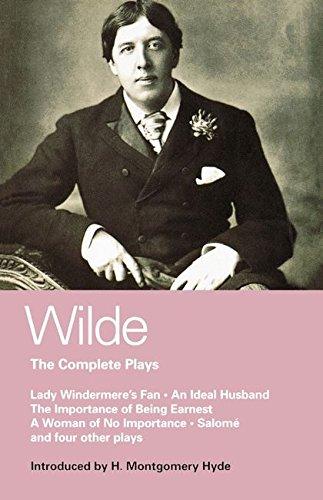 9780413187604: Wilde Complete Plays (World Classics)