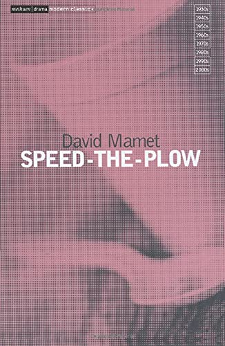 9780413192806: Speed the Plow